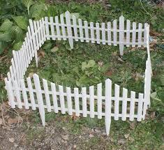 pvc garden fence ideas pvc garden