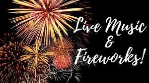 live fireworks at stonebridge