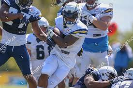 Los Angeles Chargers running back Russell Hansbrough Editorial Stock Photo  - Stock Image | Shutterstock