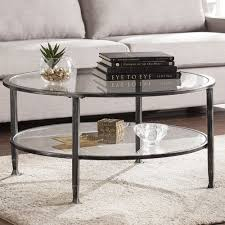 casas coffee table glass coffee table