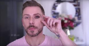 goss makeup artist step by step