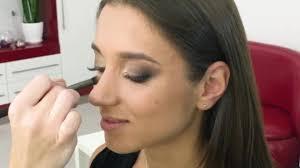 makeup close up slow motion fooe of