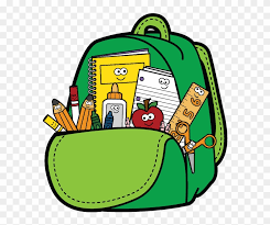 Backpack, School Supply - School Bag Clipart - Free Transparent PNG Clipart  Images Download