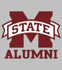 Alumni Decal Mississippi State The Lodge Online