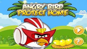 Angry Birds Protect Home - Angry Birds Games - YouTube