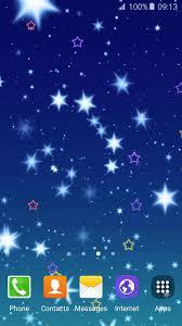النجوم متوهجة يعيش خلفية For Android Apk Download