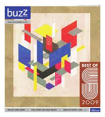 Buzz Magazine: Nov. 12, 2009 by Buzz Magazine - issuu