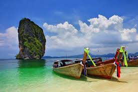 9 hd summer beach and boat wallpapers