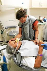 For dentists, older patients are a difficult but needy group ...