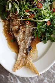 Whole Roast Fish with Asian Spices ...