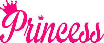 Princess Cinderella Crown Sticker Decal Fits Disney Truck Car Window Wall Queen Ebay