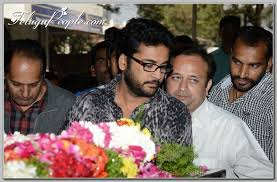 Film Industry bids farewell to actor Uday Kiran: at TeluguPeople.com Photo  Gallery