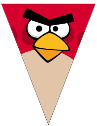 Angry Bird Red Banner Free To Use Free To Share 3 Angry