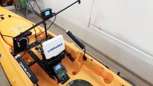 diy project for kayak fishing