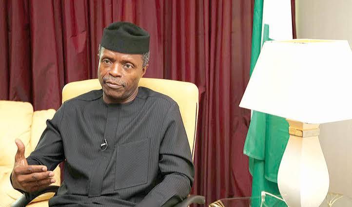 Osinbajo presides over FEC, as members honour victims of Boko Haram attack