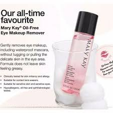 marykay oil free eye makeup remover