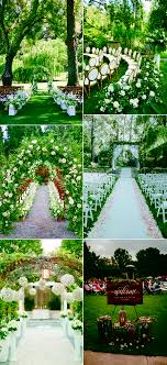 garden wedding ideas for 2020
