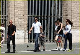 Matthew Fox is Shirtless: Photo 2040811 | Byron Fox, Celebrity Babies,  Margherita Ronchi, Matthew Fox Pictures | Just Jared