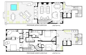 narrow mediterranean house plans two