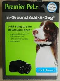Premier Pet Gig00 16349 In Ground Fence System Brand New