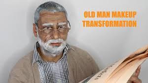 old man halloween makeup tutorial
