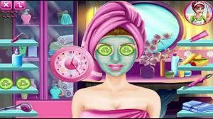 barbie makeup and dress up games