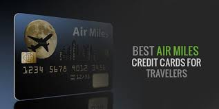 top 5 best air miles credit cards in