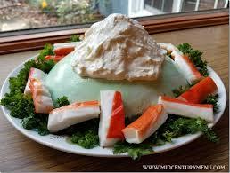 Mt. Fuji King Crab Salad, 1950 – A ...