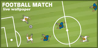 football match live wallpaper unity
