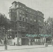 ADA LEWIS HOUSE New Kent Road Driscoll House 1913 2 Page Photo ...