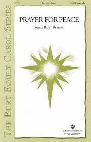 Prayer for Peace TTBB - Abbie Betinis | Choral Tracks