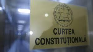 Curtea Constituţională ar putea pronunţa o decizie cu un impact ...