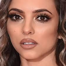 jade thirlwall makeup black eyeshadow