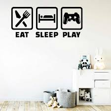 Vinyl Wall Stickers Teen Room Decor Decals Home Decoration Lifestyle Personalized Removable Self Adhesive Murals G1 Aliexpress
