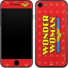 Wonder Woman Logo Iphone 7 Skin Dc Comics