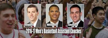 Earl Assembles First Men's Basketball Coaching Staff - Cornell University  Athletics