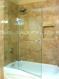 glass shower enclosures stall seamless