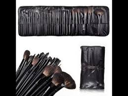 peice set makeup brushes review