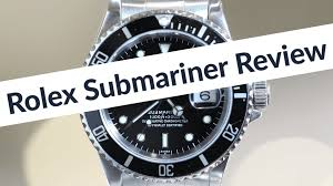 rolex submariner review in depth guide