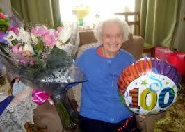 100th Birthday | Home Care Services | Bluebird Care Stockport