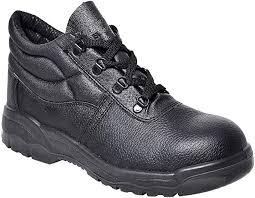 portwest fw10 steelite black leather