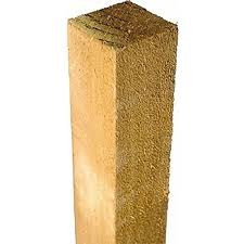 Treated Timber Posts 4x4 100mm X 100mm X 3 Meter 3000mm Amazon Co Uk Diy Tools