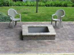 outstanding square fire pit ideas fire