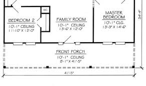 bedroom 2 bath floor plans