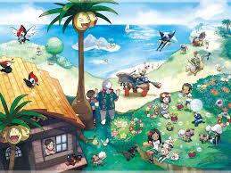 pokemon sun and moon alola pokemon