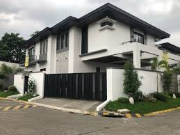 Bf Homes Paranaque Modern Corner House And Lot For Sale Property For Sale House Lot On Carousell