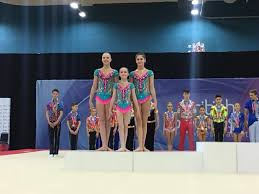 World Age Group Championship trials! - Richmond Gymnastics Association