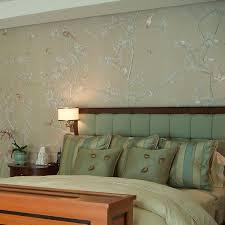 silk chinoiserie handmade