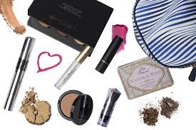 thalia what s in my make up bag