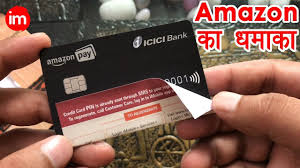 amazon pay icici credit card unboxing